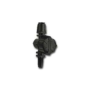 Picture of Raindrip R187CT Drip Irrigation Sprayer, 1/4 in Connection, 4 to 20 gph, Part-Circle