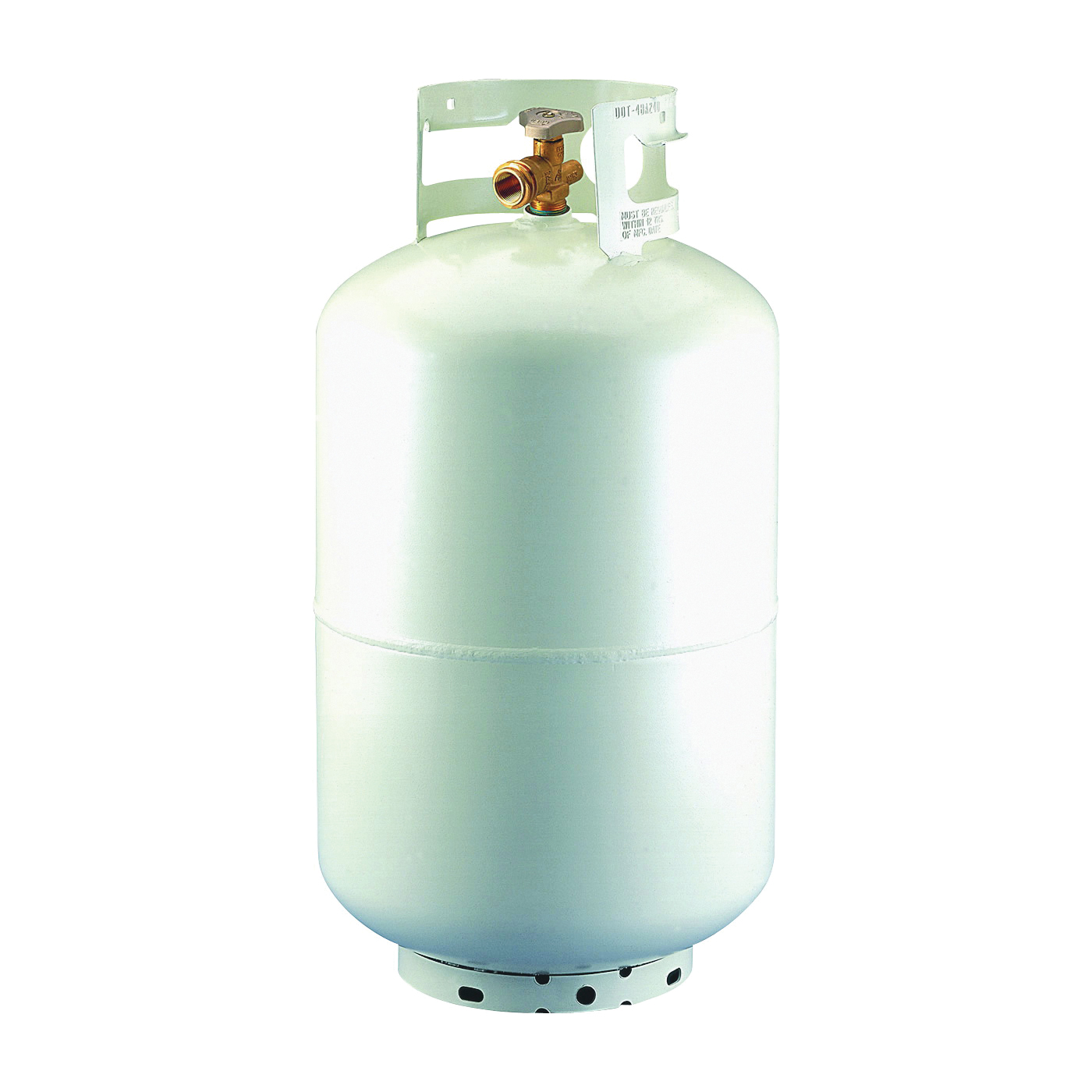 Picture of Worthington 296975 Propane Gas Cylinder, 7.1 gal Tank, Steel