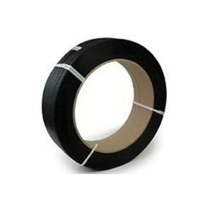 Picture of TransTech Signode SSM85204 Regular-Duty Strapping Coil, 2050 in L, 5/8 in W, 0.023 Thick Material, Steel, Brown