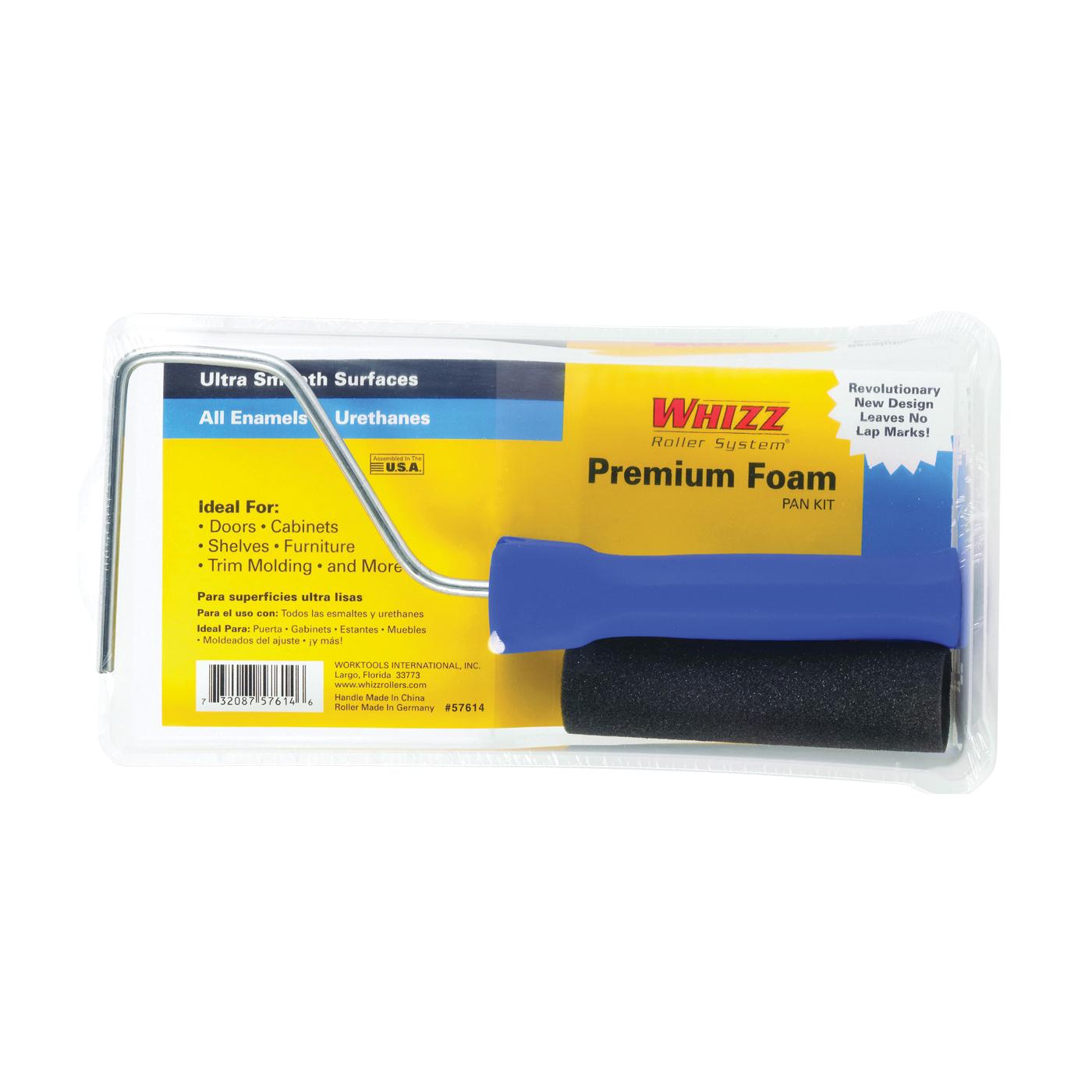 Picture of WHIZZ 57614 Foam Roller Kit, Foam Roller