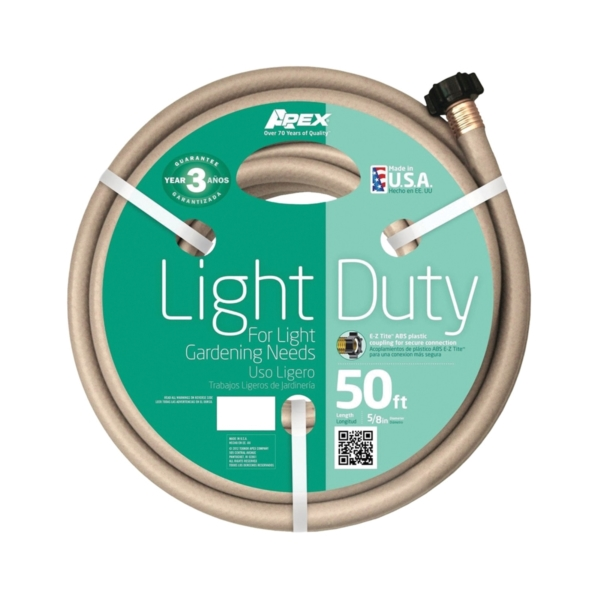 Picture of Apex 8400-50 Garden Hose, 50 ft L
