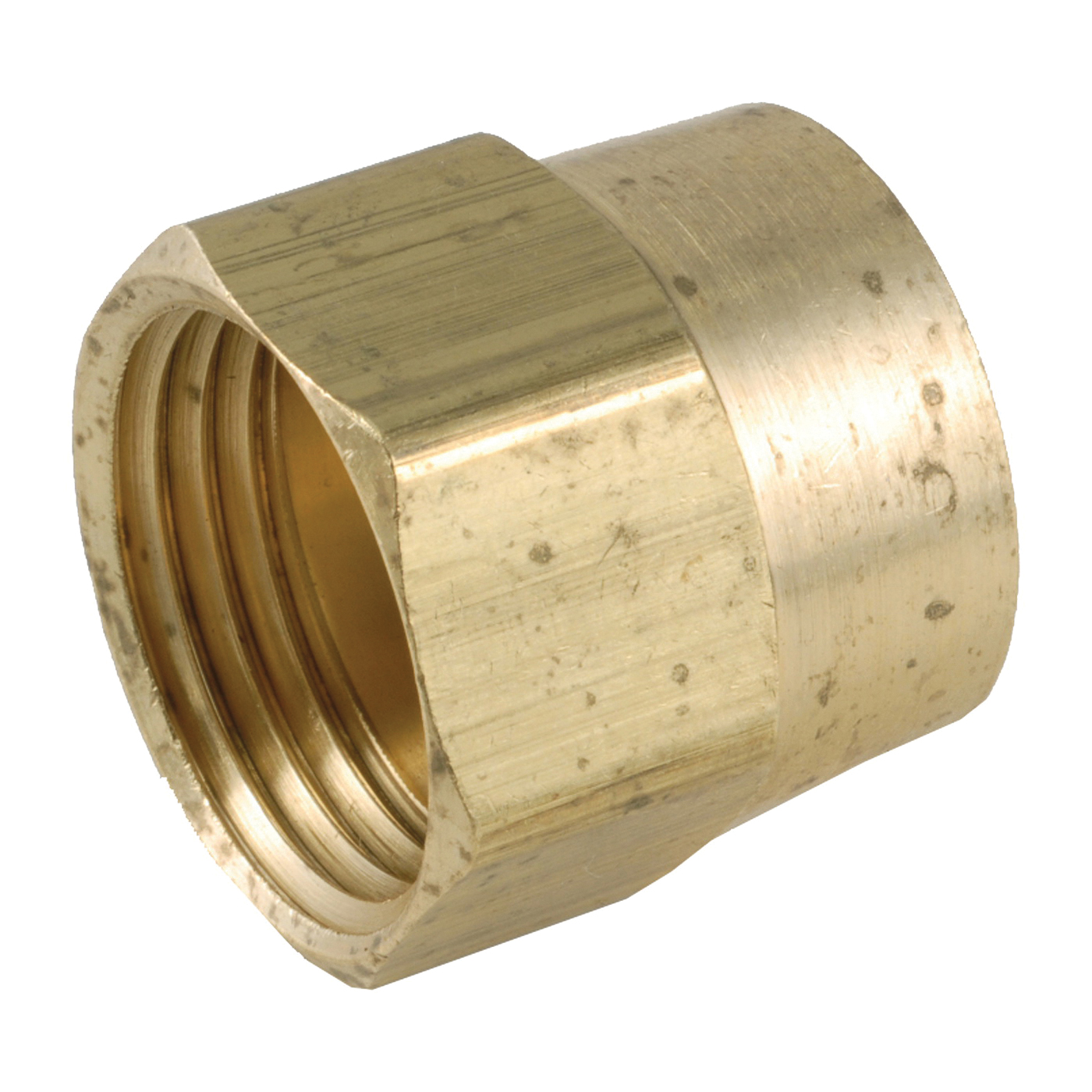 Picture of Anderson Metals 757482-1212 Hose Adapter, 3/4 x 3/4 in, FGH x FIP, Brass, For: Garden Hose