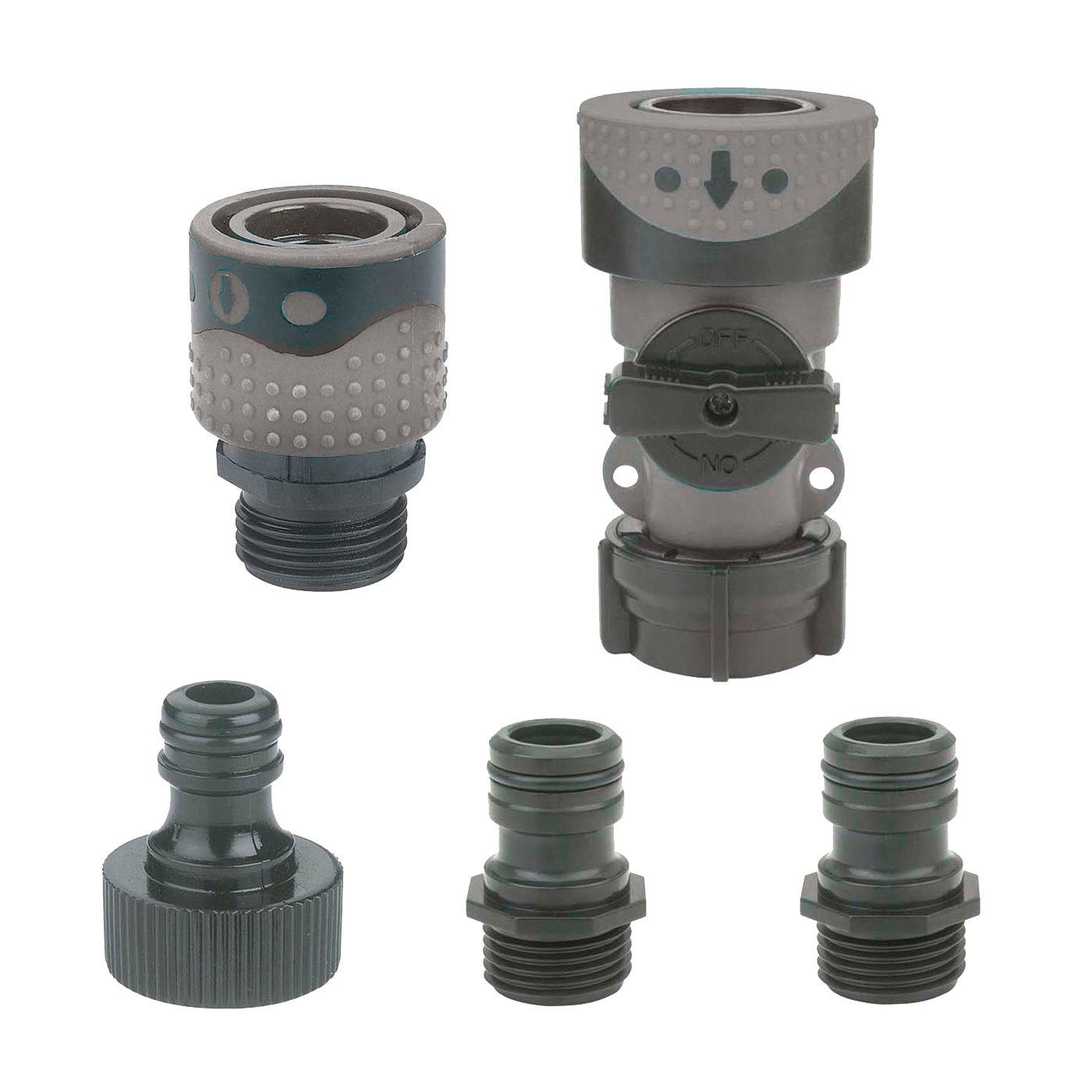 Picture of Gilmour 829404-1002 Quick Connector Set, Polymer