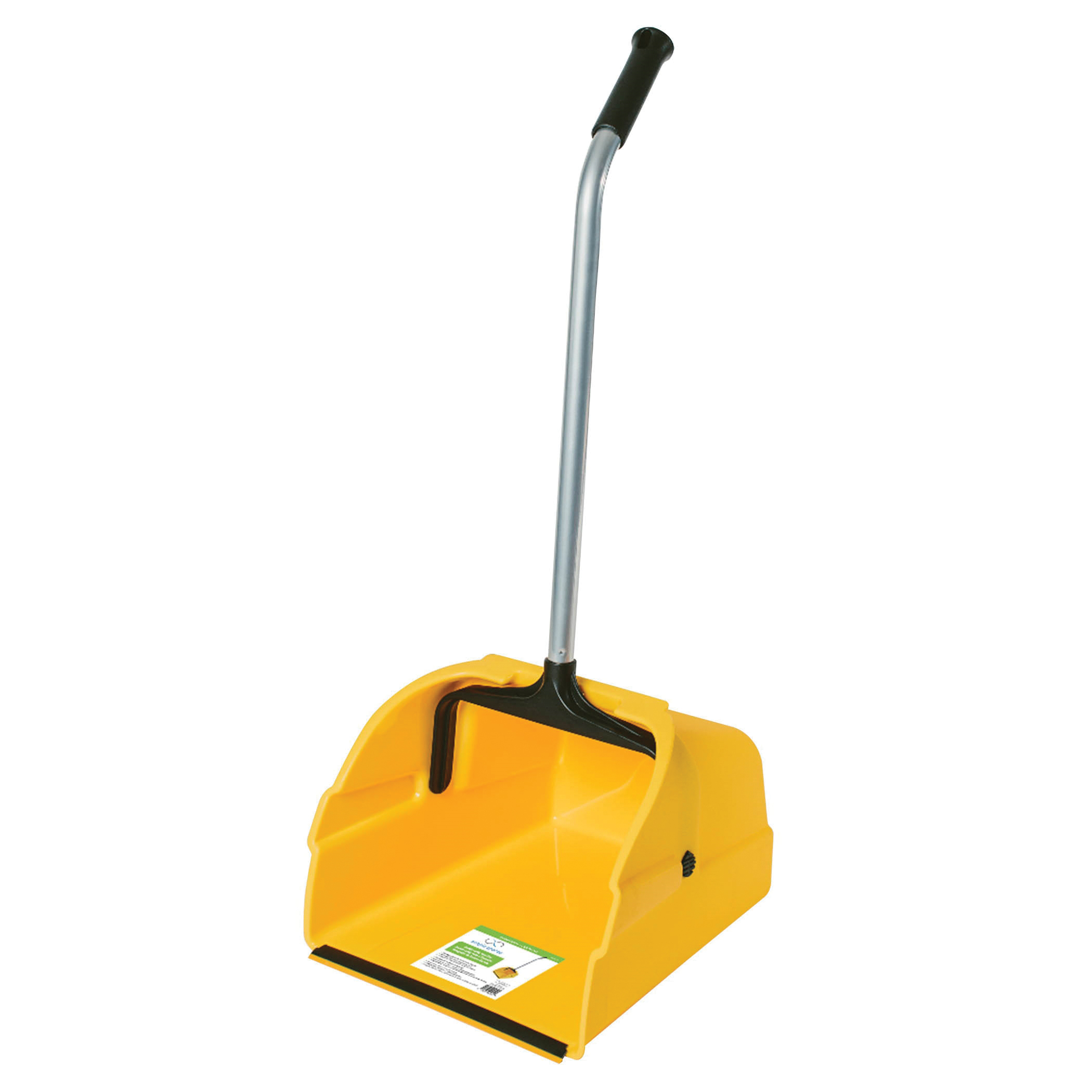 Picture of Simple Spaces 8497 Dustpan, 12 in W, Metal/Plastic/Polypropylene