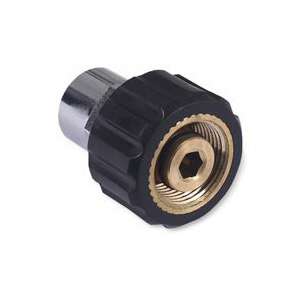 Picture of Mi-T-M AW-0023-0490 Screw Coupler, 3/8 in Connection, FNPT x M22