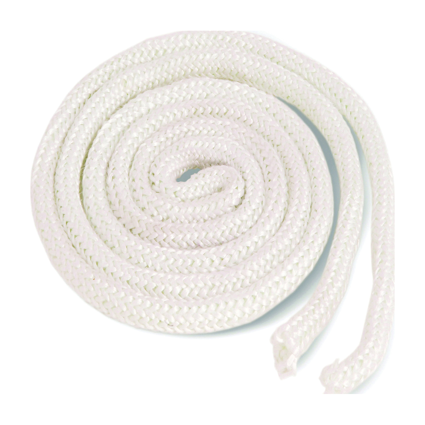 Picture of Imperial GA0171 Gasket Rope, 100 ft L, 1/2 in W, Fiberglass