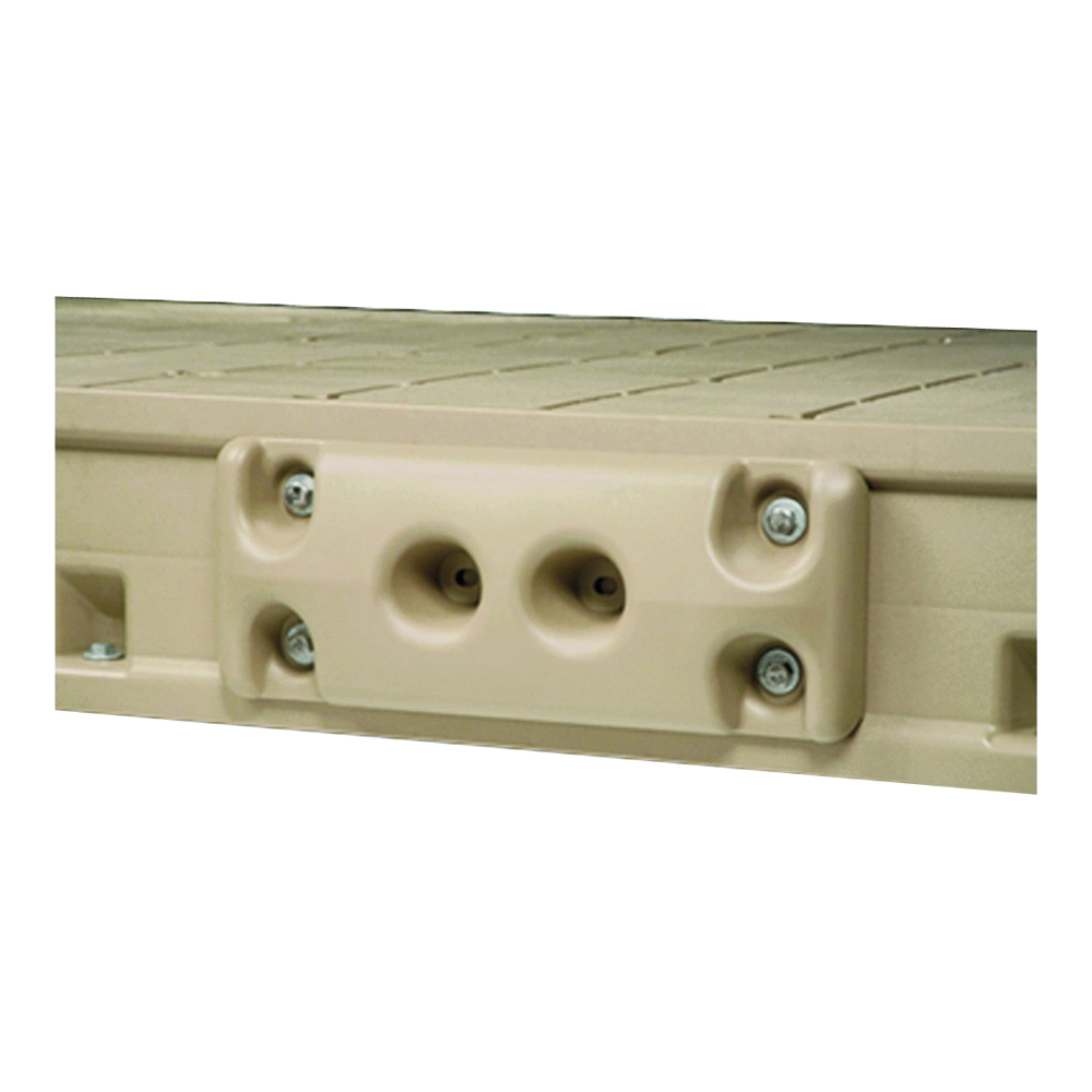 Picture of PLAYSTAR PS 1352 Dock Bumper, Plastic, 15-3/4 in W, 6-1/4 in H