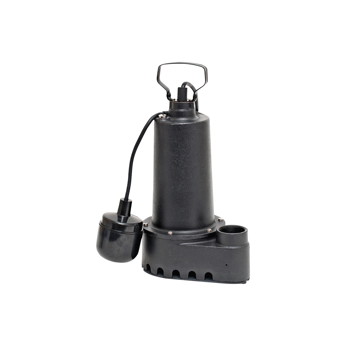 Picture of SUPERIOR PUMP 92501 Sump Pump, 7.6 A, 120 V, 0.5 hp, 1-1/2 in Outlet, 70 gpm, Iron