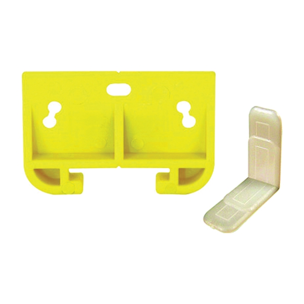 Picture of Prime-Line R 7154 Drawer Track Guide Kit, Plastic, Yellow