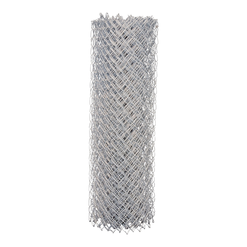 Picture of Stephens Pipe & Steel CL103014 Chain Link Fence, 48 in W, 50 ft L, 11-1/2 Gauge, Galvanized Steel