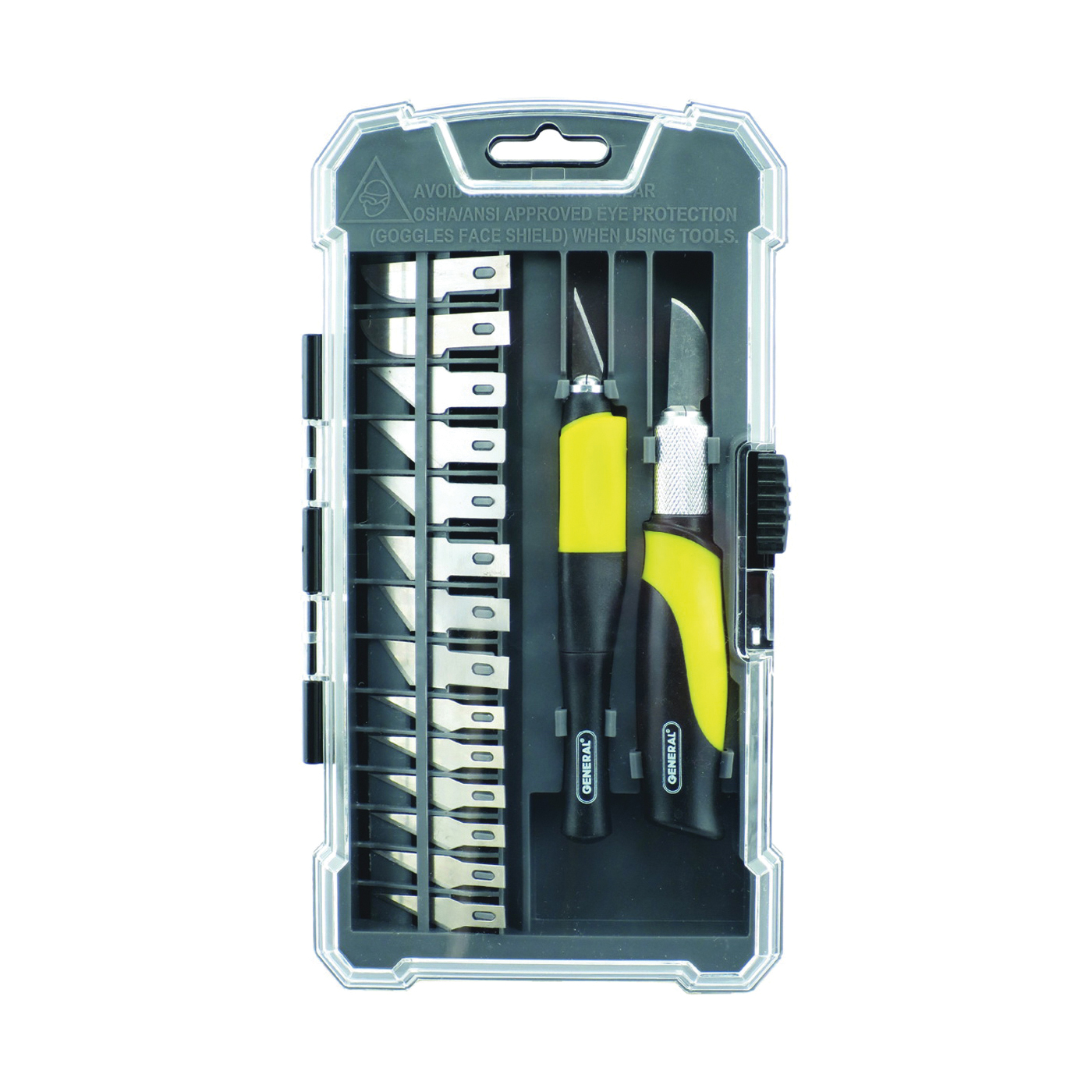 Picture of GENERAL 95618 Hobby Knife Set