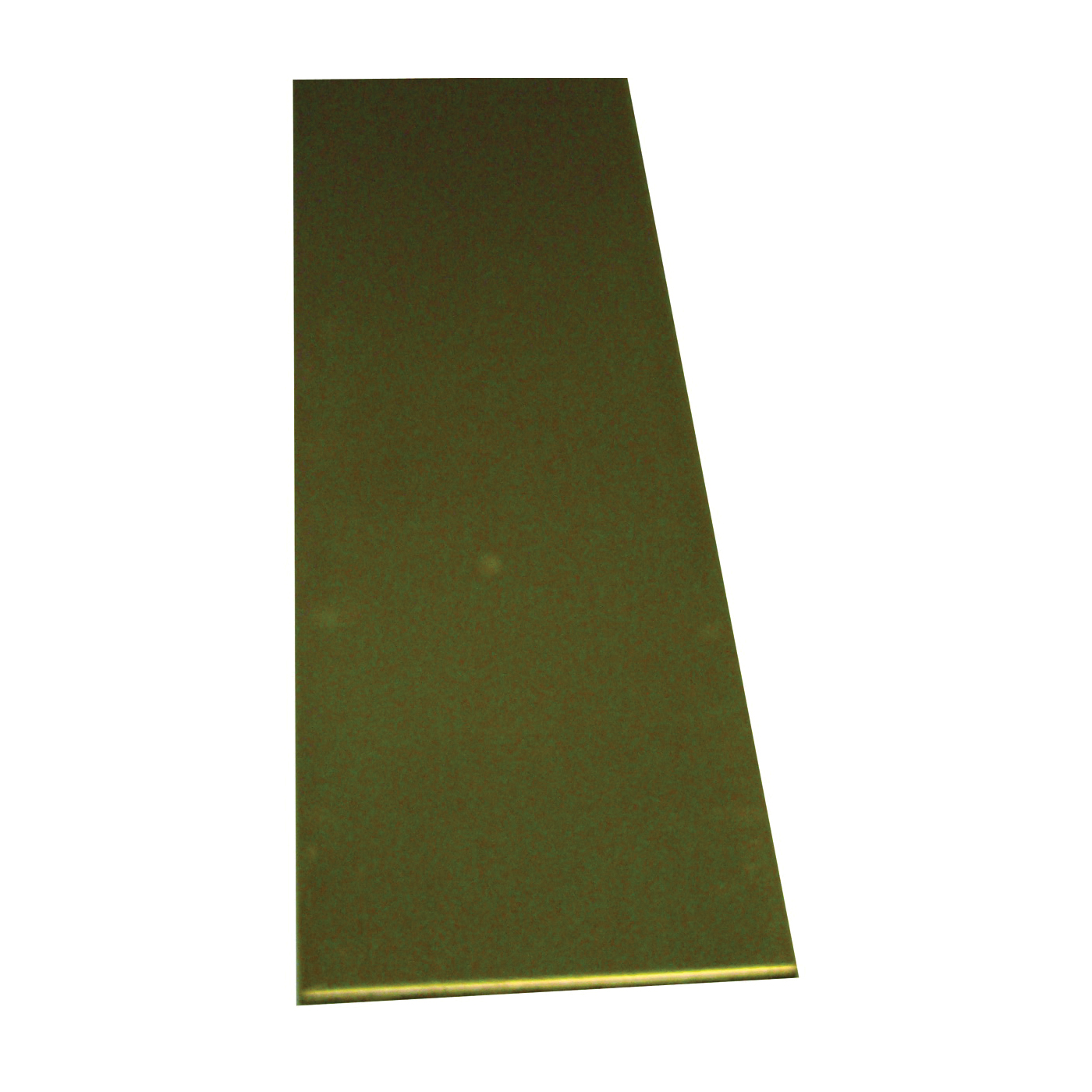 Picture of K & S 8225 Metal Strip, 1/4 in W, 12 in L, 0.09 in Thick, Brass