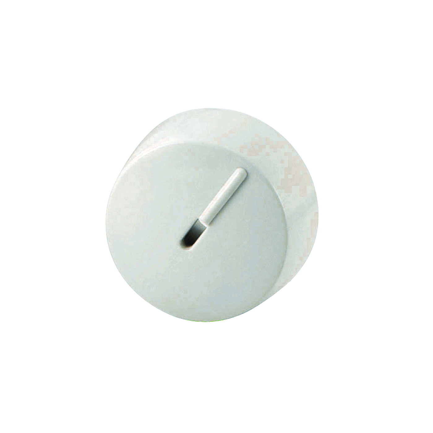 Picture of Eaton Wiring Devices RKRD-W-BP Replacement Knob, Polycarbonate, White, For: RI061, RI06P and RI101 Rotary Dimmers