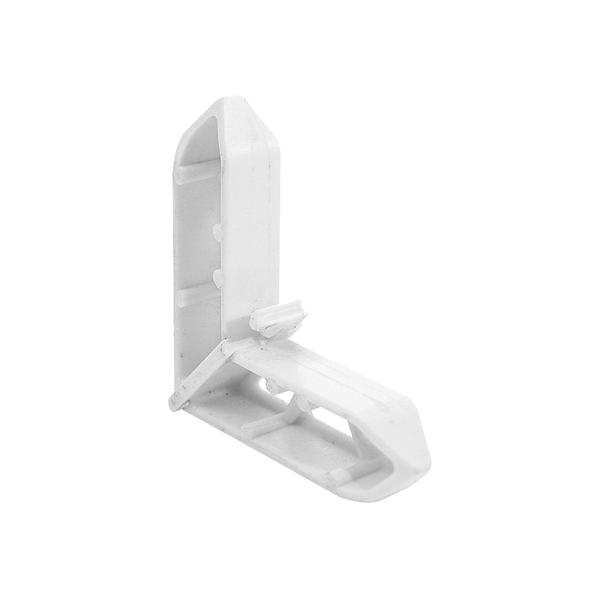 Picture of Prime-Line PL 15766 Screen Frame Corner, Plastic, Cream, For: Pella Screen Frames, 20, Tub