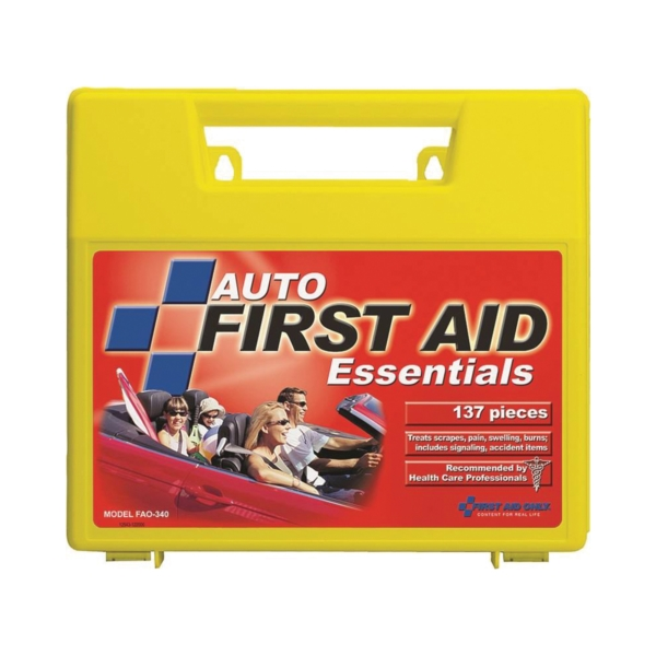 Picture of FIRST AID ONLY FAO-340 First Aid Kit, 138 -Piece