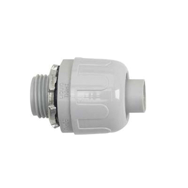 Picture of Halex Quick Set 97623 Liquidtight Connector, 1 in Trade