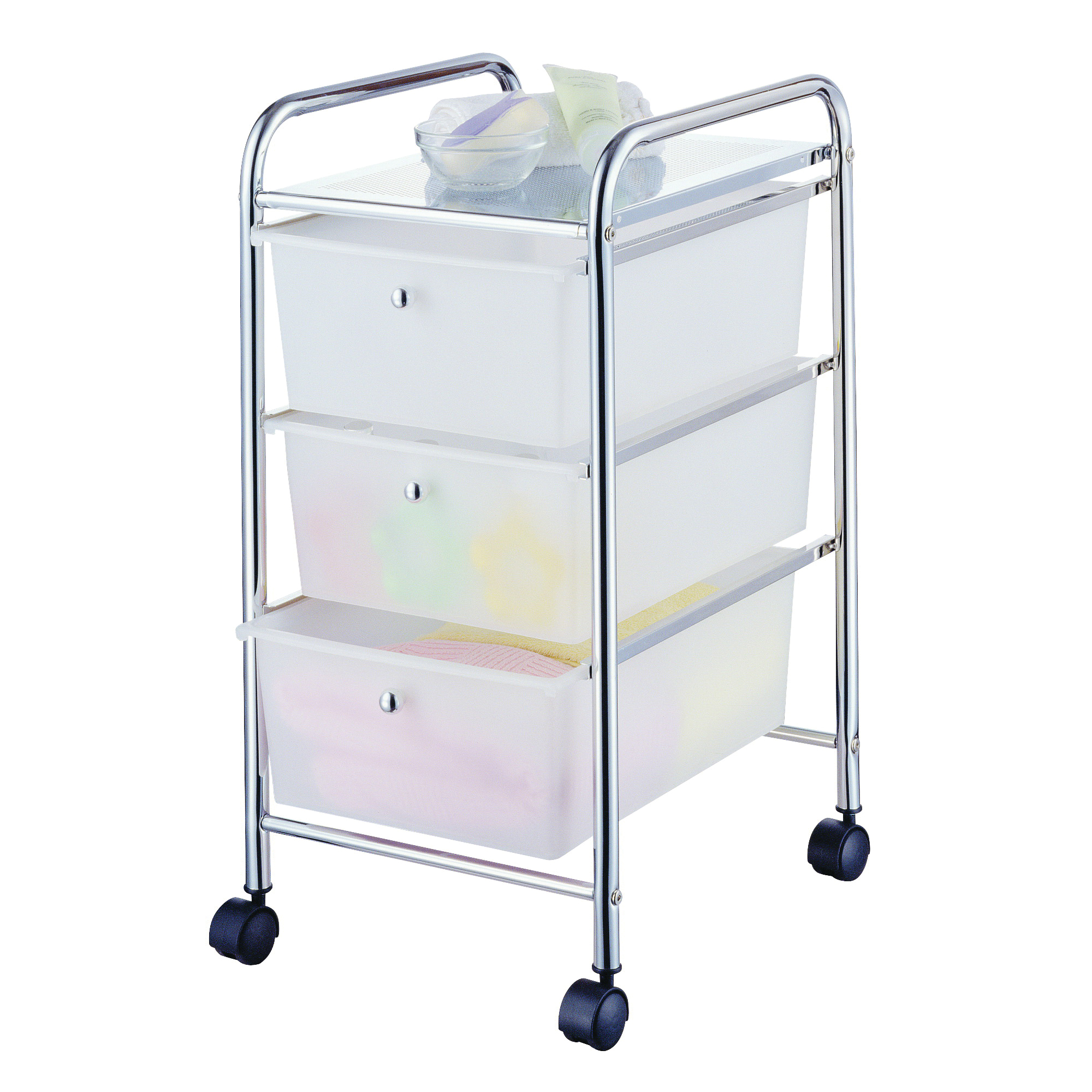 Picture of Simple Spaces G003-CH Storage Cart