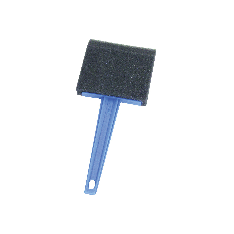 Picture of ProSource 850130 Paint Brush, 3 W in Brush, Foam Brush, Plastic Handle