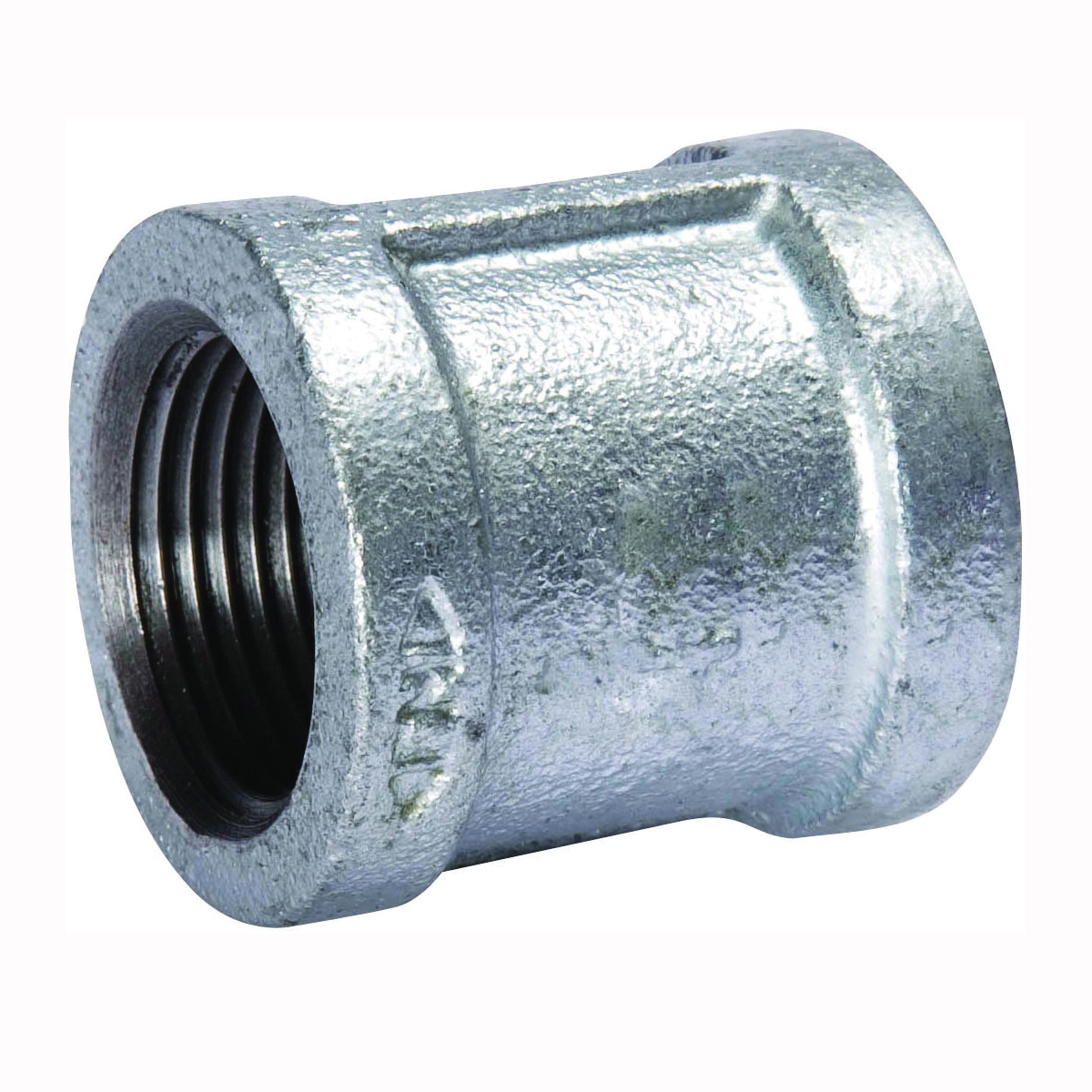 Picture of B & K 511-210BC Pipe Coupler, 3 in, Threaded, 150 psi Pressure