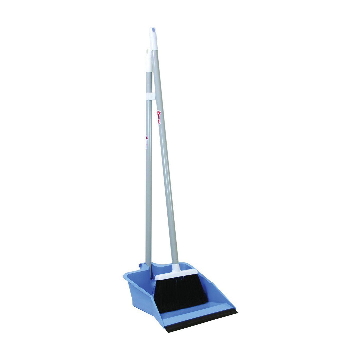 Picture of Quickie 429 Dustpan and Lobby Broom, Plastic/Poly Fiber