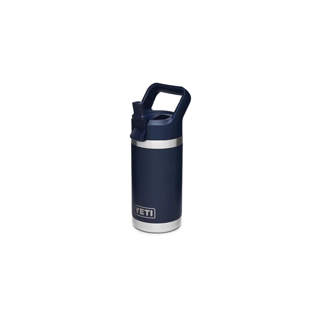 Picture of YETI Rambler 21071500110 Jr. Kids Bottle, 12 oz Capacity, 18/8 Stainless Steel, Navy