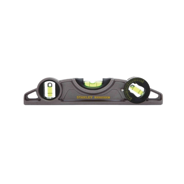 Picture of STANLEY FMHT43610 Torpedo Level, 9 in L, 3 -Vial, Magnetic, ABS