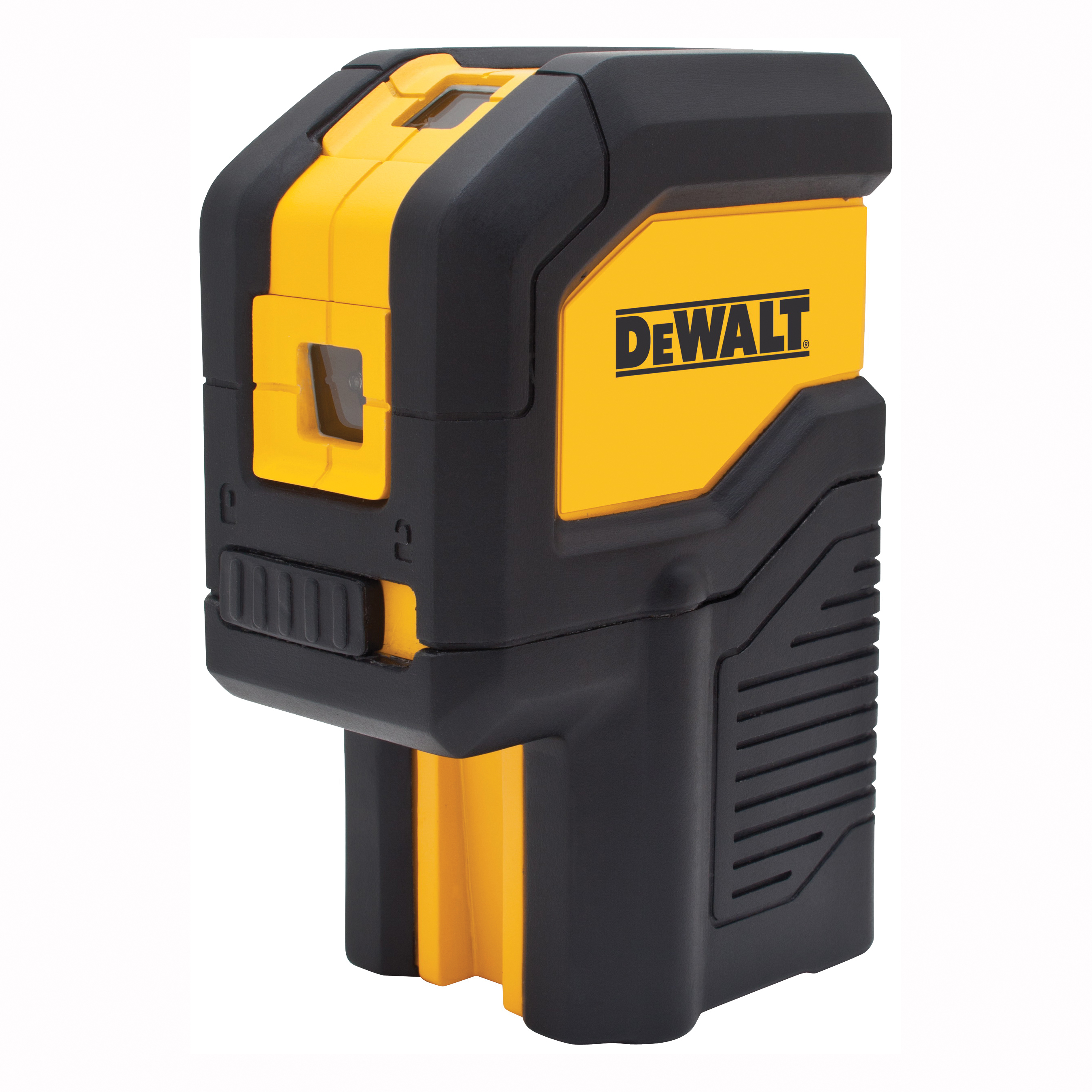 Picture of DeWALT DW08301 Laser Level, 100 ft, +/-1/8 in at 30 ft Accuracy, Red Laser