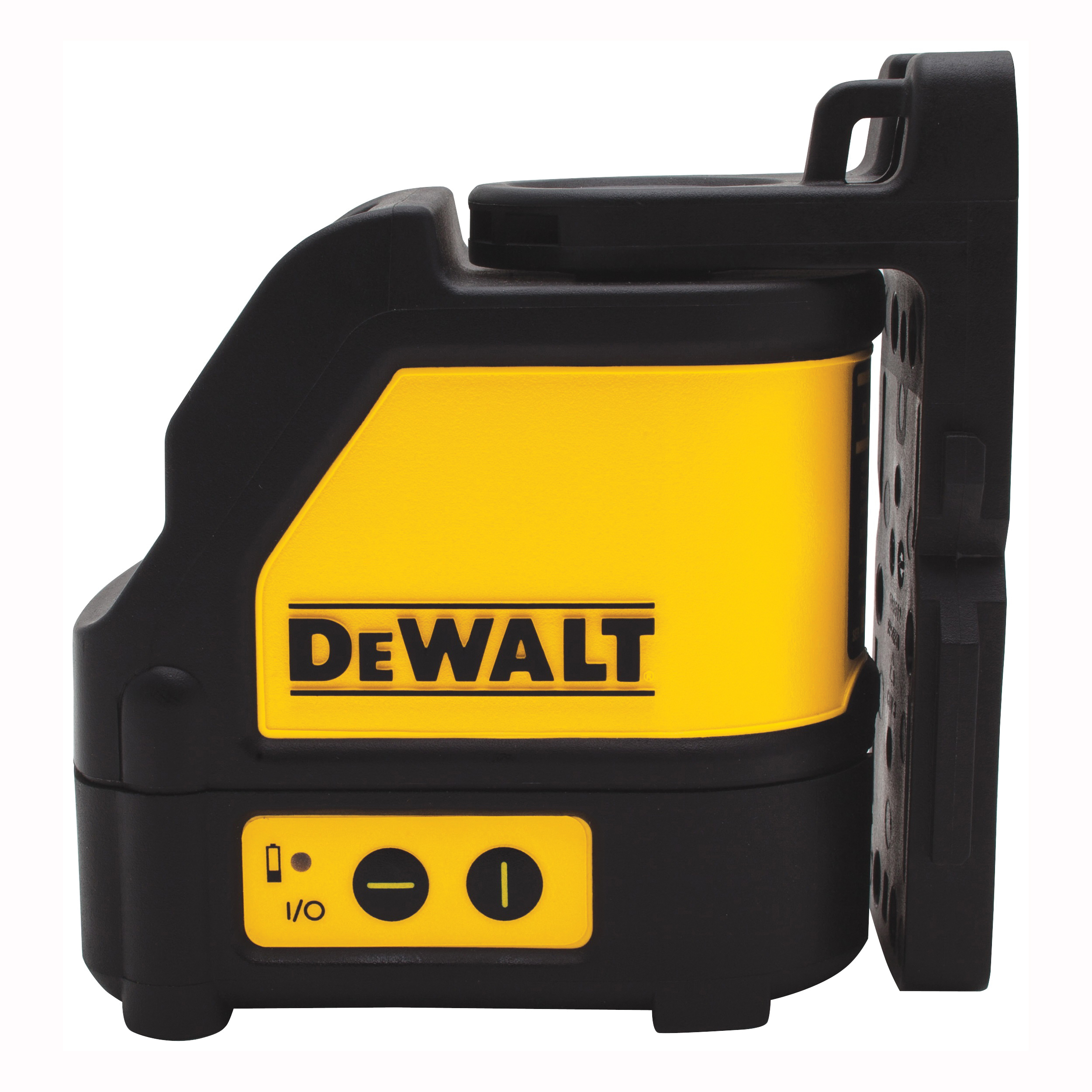 Picture of DeWALT DW088CG-QU Laser Level, 165 ft, +/-1/8 in Accuracy, Green Laser