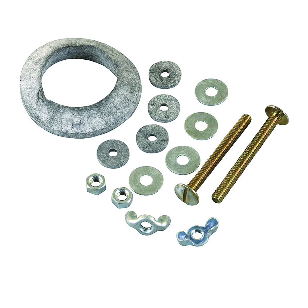 Picture of Danco 80378 Toilet Tank-to-Bowl Kit, Steel, For: Any Toilet Brand