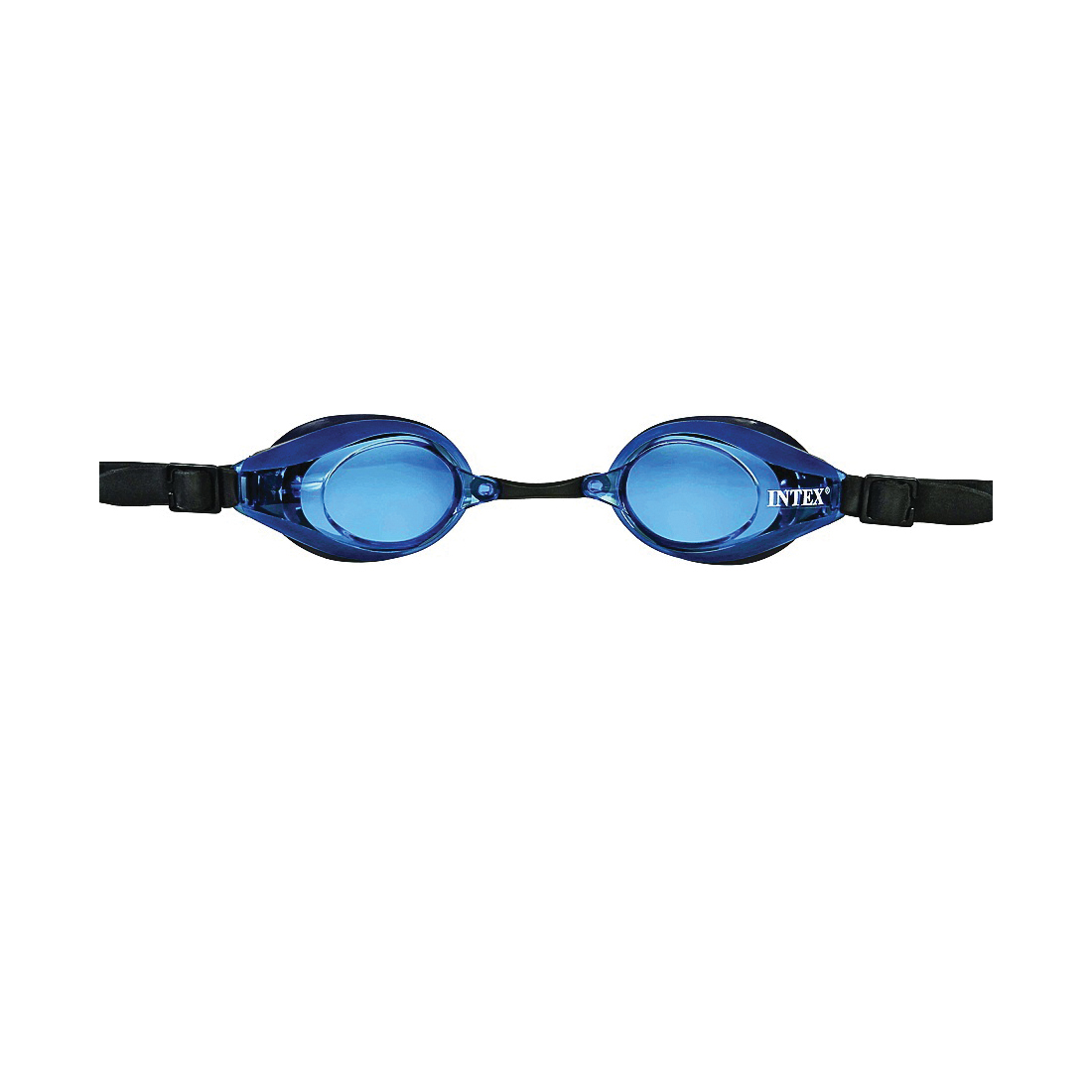 Picture of INTEX 55691 Swim Goggles, Silicone Frame