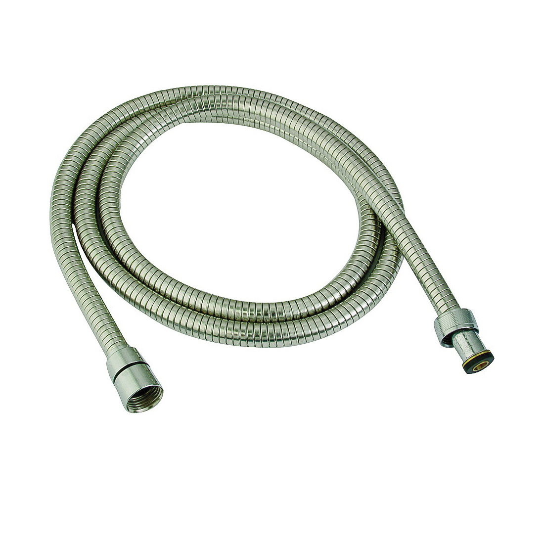 Picture of Whedon AF205C Shower Hose, 1/2 in Connection, Female, 59 to 80 in L Hose, Stainless Steel, Chrome