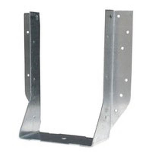 Picture of MiTek THF25925-2 I-Joist Hangers, 8-3/16 in H, 2-1/2 in D, 5-1/8 in W, 5 in x 9-1/4 to 11-7/8 in, Steel