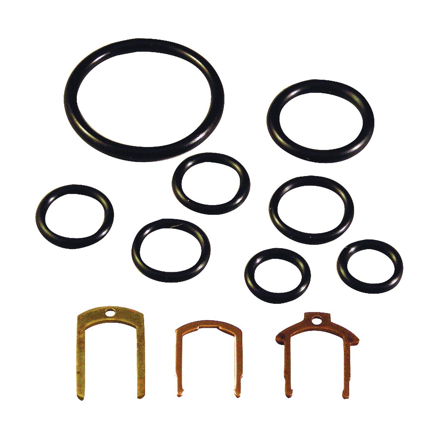 Picture of Danco 86647 Cartridge Repair Kit, Copper, 11-Piece, For: Moen Faucets