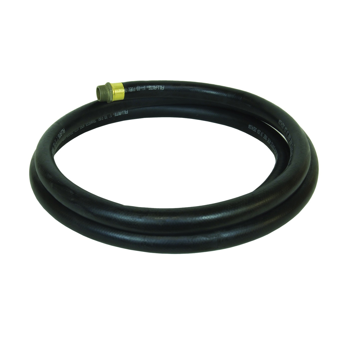 Picture of Fill-Rite FRH10014 Fuel Transfer Hose, 14 ft L, Neoprene, Black