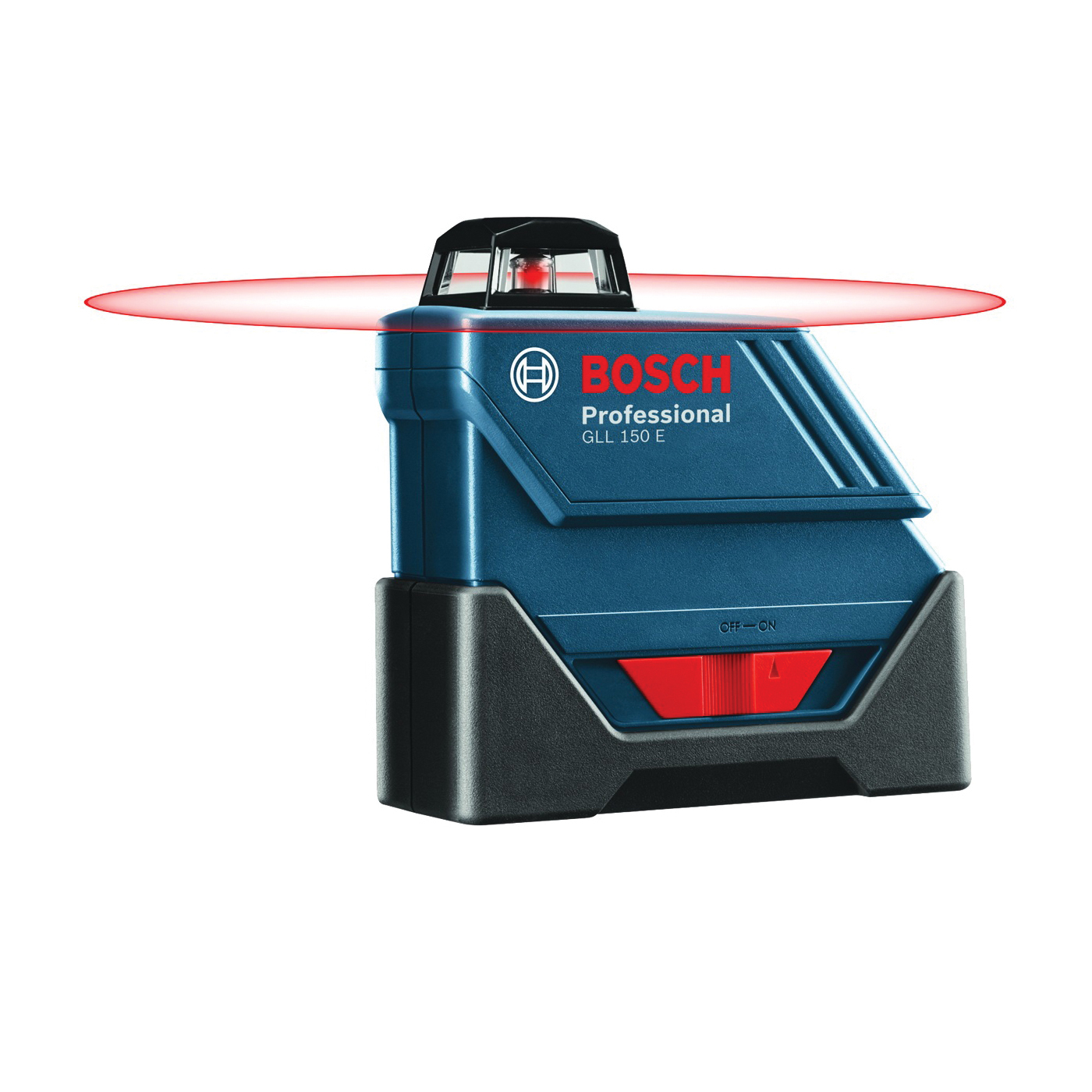 Picture of Bosch GLL 150 ECK Line Laser, 500 ft, +/-3/16 in at 100 ft Accuracy
