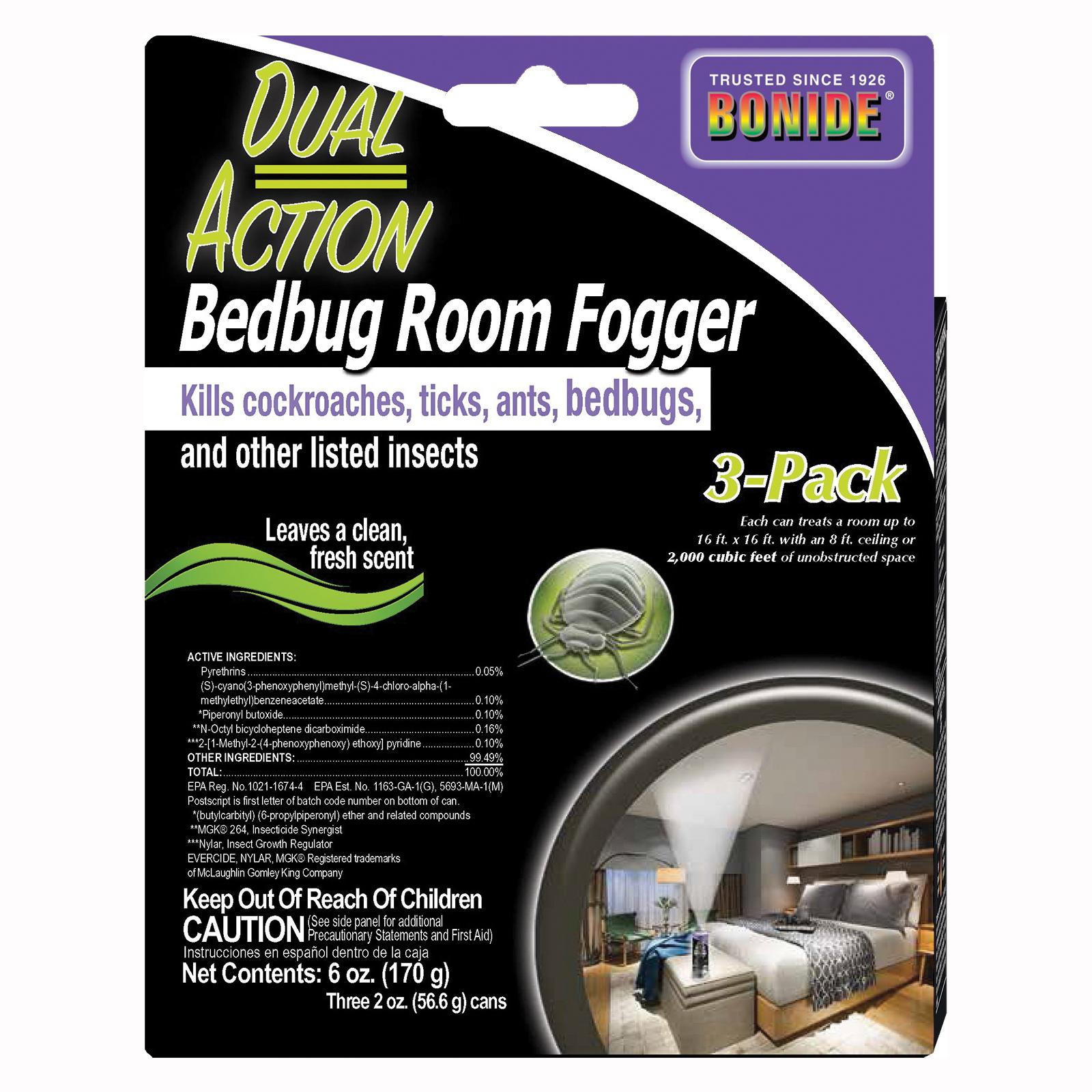Picture of Bonide 571 Bedbug Room Fogger, 6000 cu-ft Coverage Area