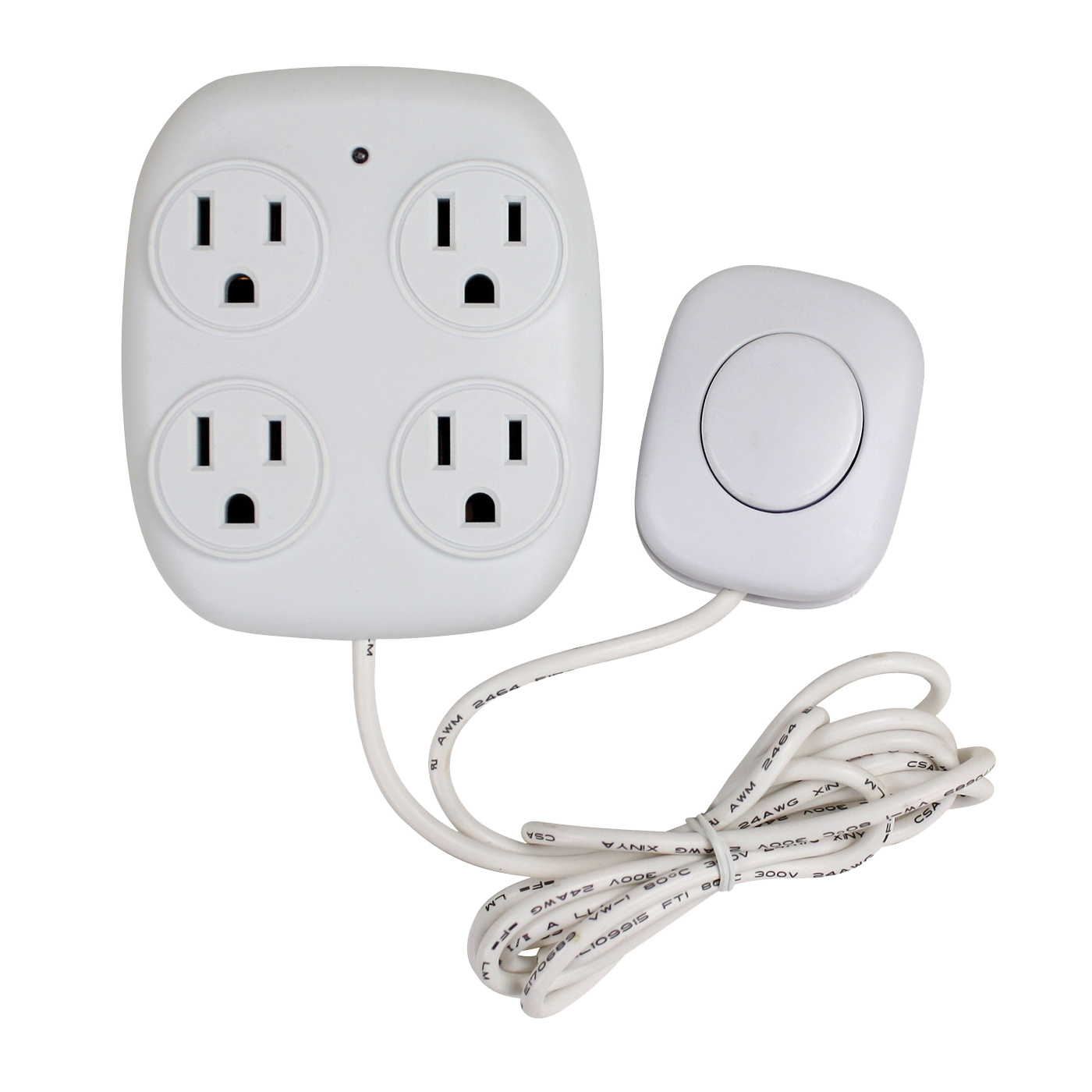 Picture of PowerZone ORFSTAP Power Tap, 4-Outlet