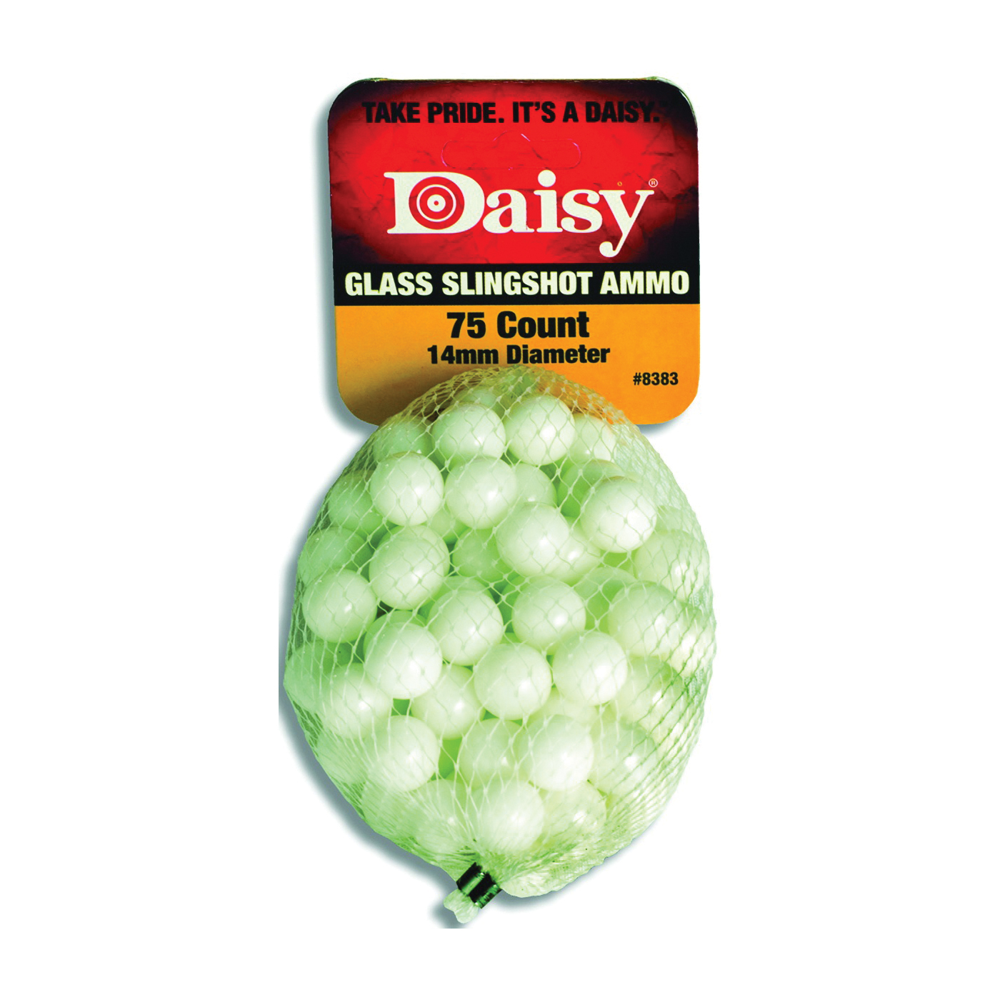 Picture of Daisy 8383 Slingshot Ammunition, Glass