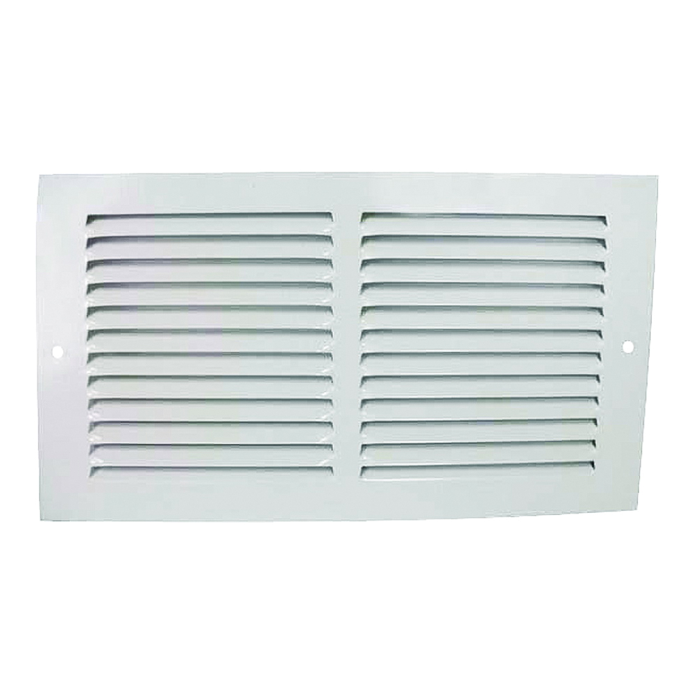 Picture of ProSource 1RA1206 Return Air Grille, Steel, White