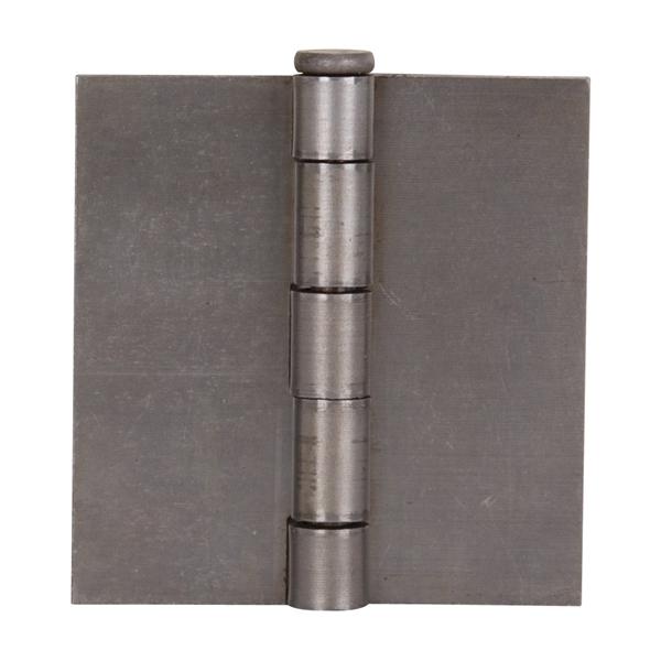 Picture of ProSource LR-019-PS Door Hinge, 3 in W Door Leaf, 3 in H Door Leaf, 2.2 mm Thick Door Leaf, Steel, Plain