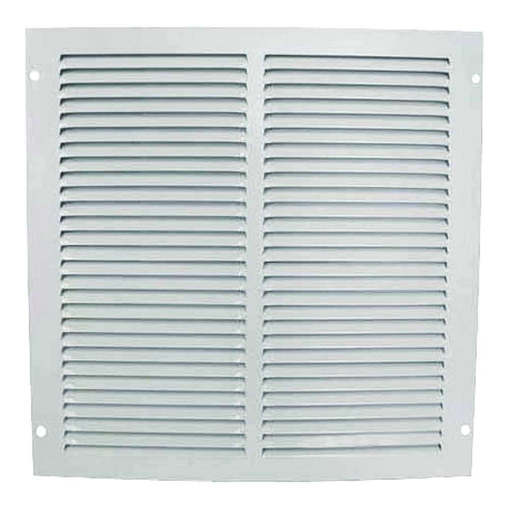Picture of ProSource 1RA1212 Return Air Grille, Steel, White