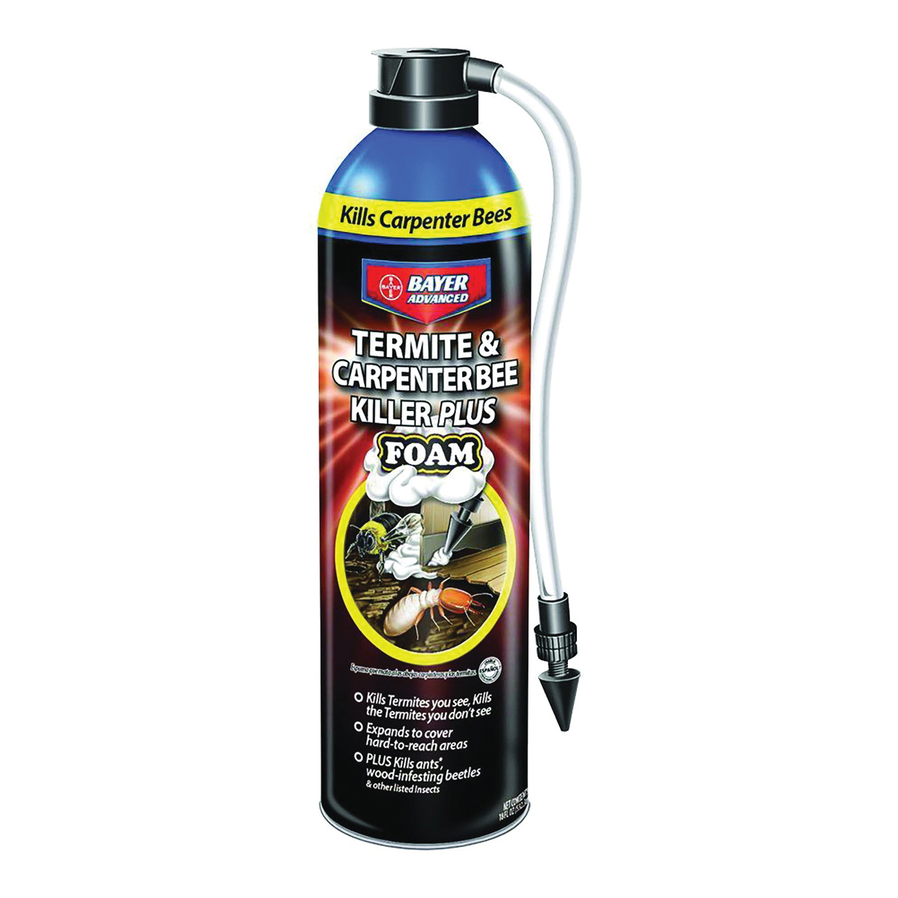Picture of BayerAdvanced 700420A Bee Killer, Foam, 18 oz Package