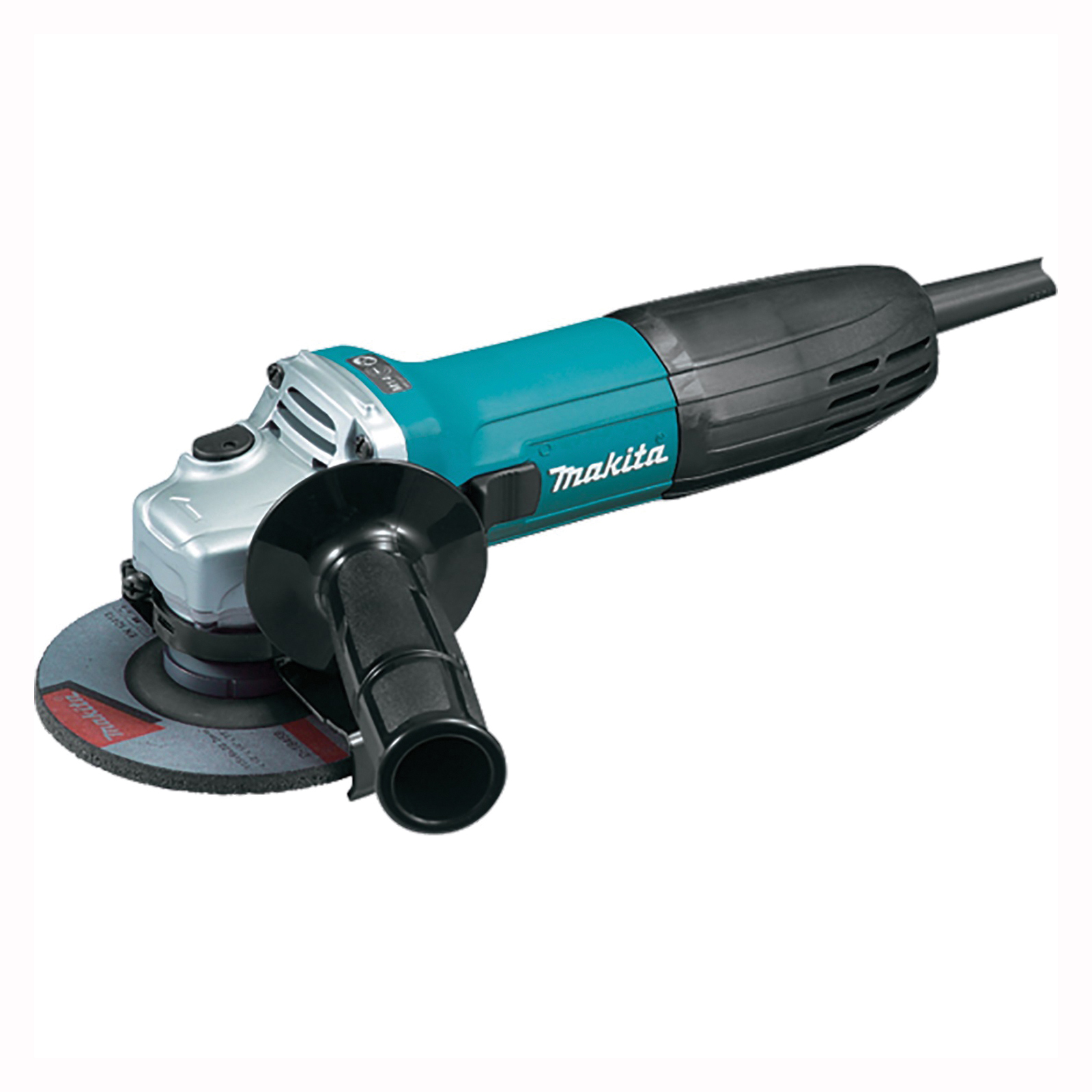 Picture of Makita GA4530X Angle Grinder, 120 V, 6 A, 4-1/2 in Dia Wheel, 11000 rpm Speed