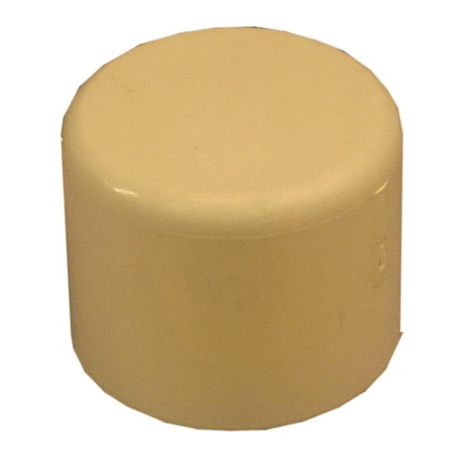 Picture of GENOVA 500 Series 50158 Tube Cap, 1 in, Slip Joint, 100 psi Pressure