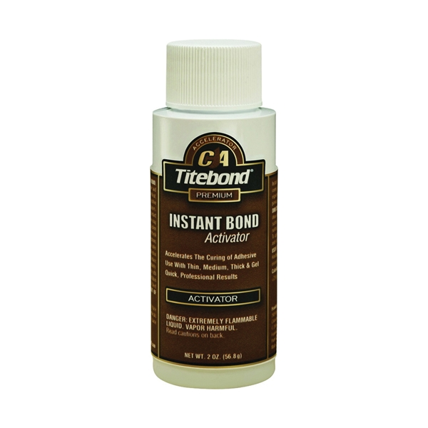 Picture of Titebond 6311 Wood Glue, Clear, 2 oz Package, Bottle