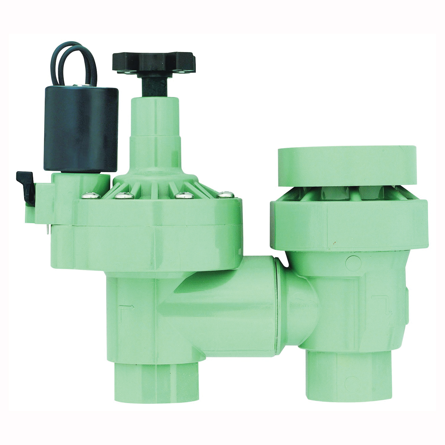 Picture of Orbit 57624 Anti-Siphon Valve, 1 in, FNPT, 10 to 125 psi Pressure, 5 to 40 gpm, 24 V, Plastic Body