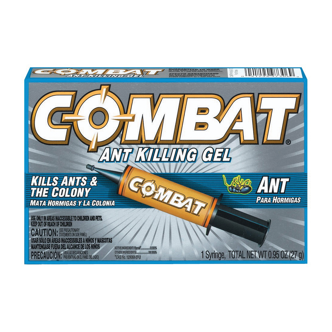 Picture of COMBAT 97306 Ant Killing Gel, Gel, 1 oz Package