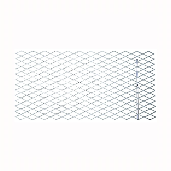Picture of Stanley Hardware 4075BC Series 215798 Grid Sheet, 13 Thick Material, 12 in W, 24 in L, Steel, Plain