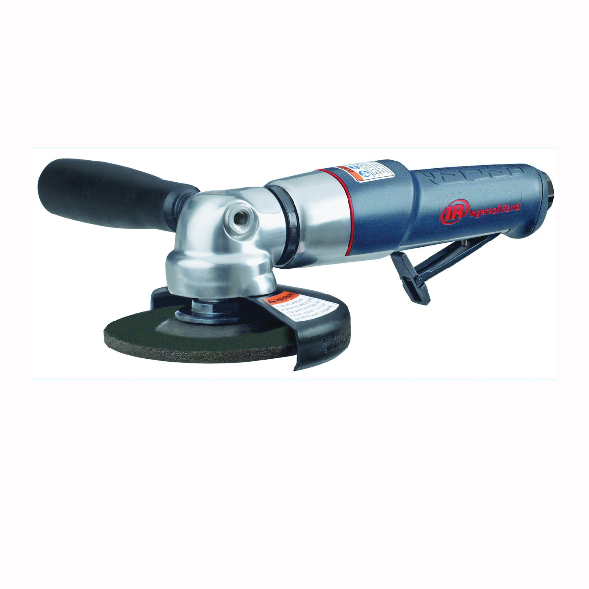 Picture of Ingersoll Rand 3445MAX Angle Grinder, 4-1/2 in Dia Wheel, 12,000 rpm Speed, 41 cfm Air, 0.88 hp