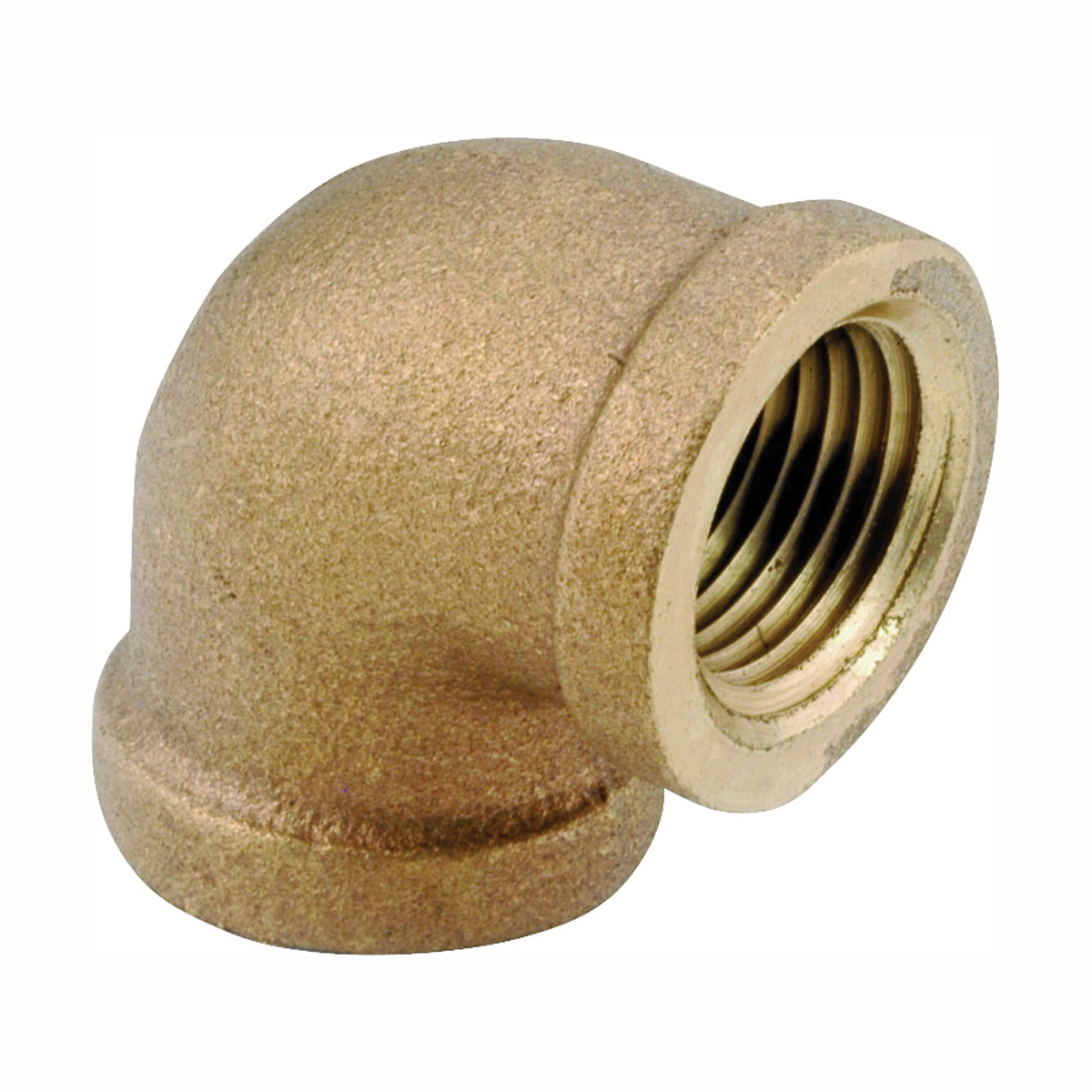Picture of Anderson Metals 738100-06 Pipe Elbow, 3/8 in, FIP